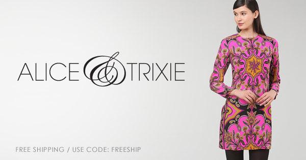 Shop Alice & Trixie