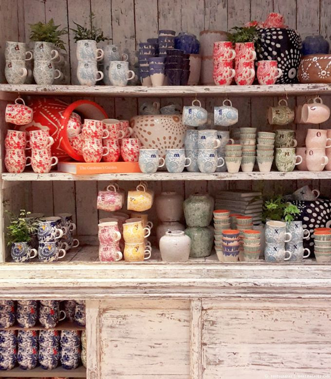 London, Shopping, Anthropologie