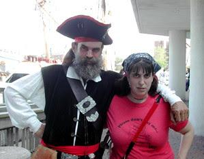 me and blackbeard