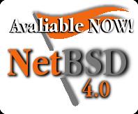 NetBSD 4.0 Release