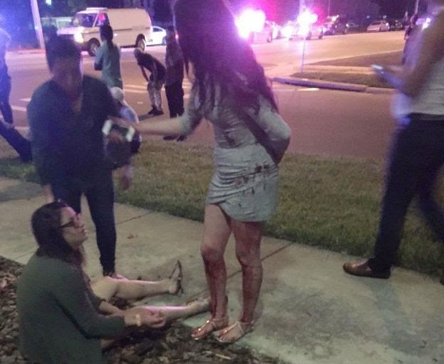 Ao menos 53 pessoas ficaram feridas