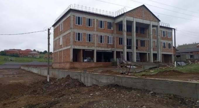 ВНазрановском районе Ингушетии продолжается строительство школы на320 мест