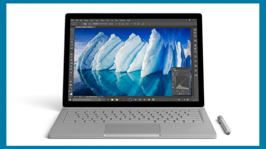 Microsoft Surface Book i7 Touted as Ultimate Laptop -- with Ultimate Price Tag