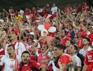América-RN - torcida - Arena das Dunas (Foto: Fabiano de Oliveira)
