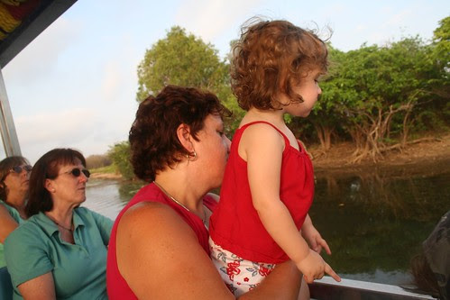 Yellow Waters cruise Barbara and Chloe