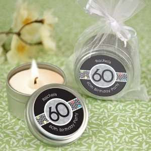 60th Birthday Party Favors Ideas On Popscreen