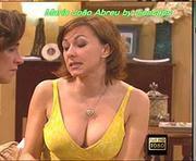 Maria João Abreu sexy na serie Familia Mata