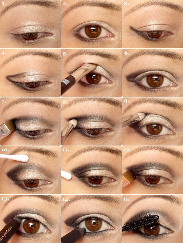 List of Tips on How to Do Eye Makeup if you have Brown Eyes
