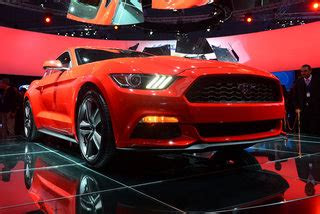 ford admits  pumping fake engine noises  mustang