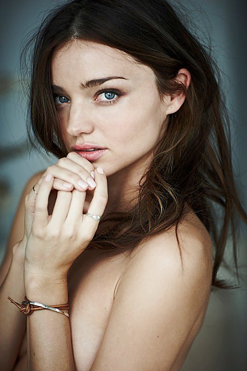 Fashion Model Miranda Kerr, Fashion editorials, Style inspiration, Fashion photography, Long hair