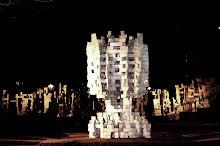 Mur-Fontaine Ervin Patkaï 40 ans en 2008