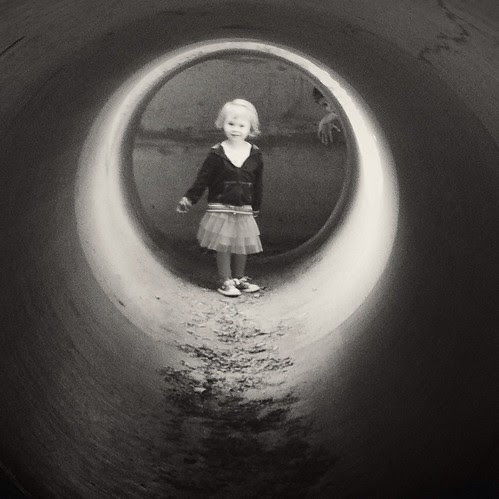 Potty Trained Light at the end of the Tunnel