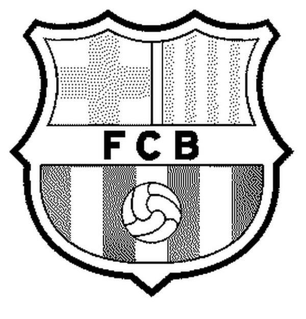 kleurplaten kleurplaat barcelona