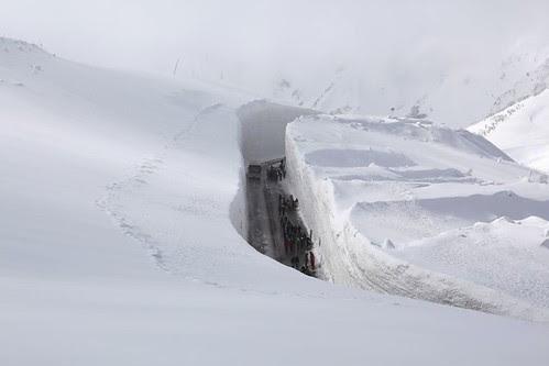 20100417黑部立山雪壁