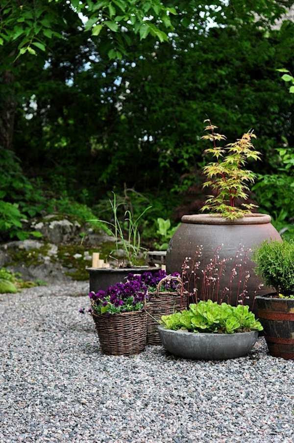 landscaping with gravel and stones 25 garden ideas for you 18 150