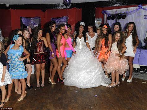 My Big Fat Gypsy Wedding: Britain's youngest gypsy bride