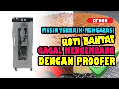 Jual Proofer Roti di Magelang | Mesin Pengembang Adonan Roti Bantat oleh - makananenak.online
