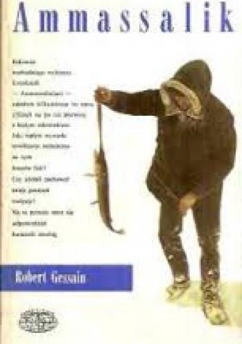 Okładka książki Ammassalik, czyli cywilizacja obowiązkowa