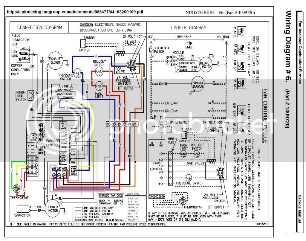 Tempstar Ac Wiring Diagram