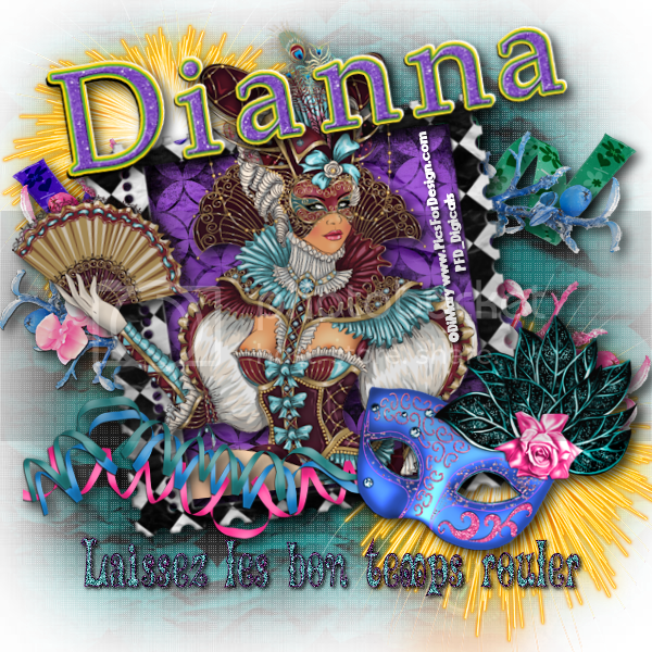 Carnival - Dianna