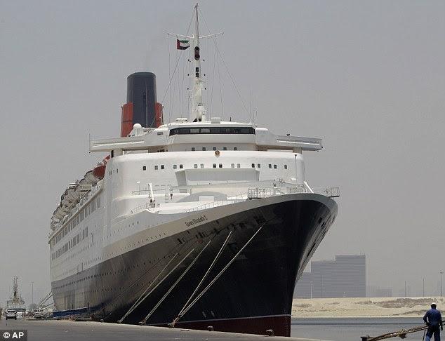 Dubai berencana mengubah kapal queen elisabeth ii menjadi for No 1 hotel in dubai