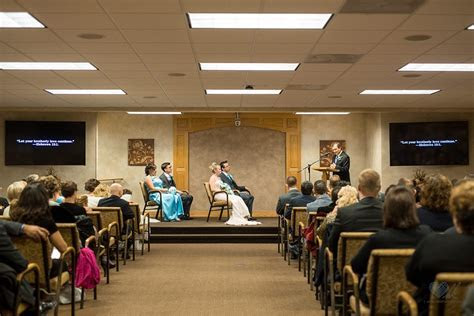 Tracy and Ralf   Kingdom Hall Wedding in Lansing Michigan
