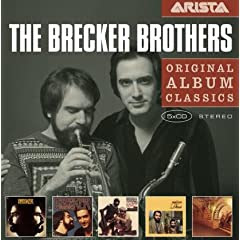 The Brecker Brothers Original Album Classics cover