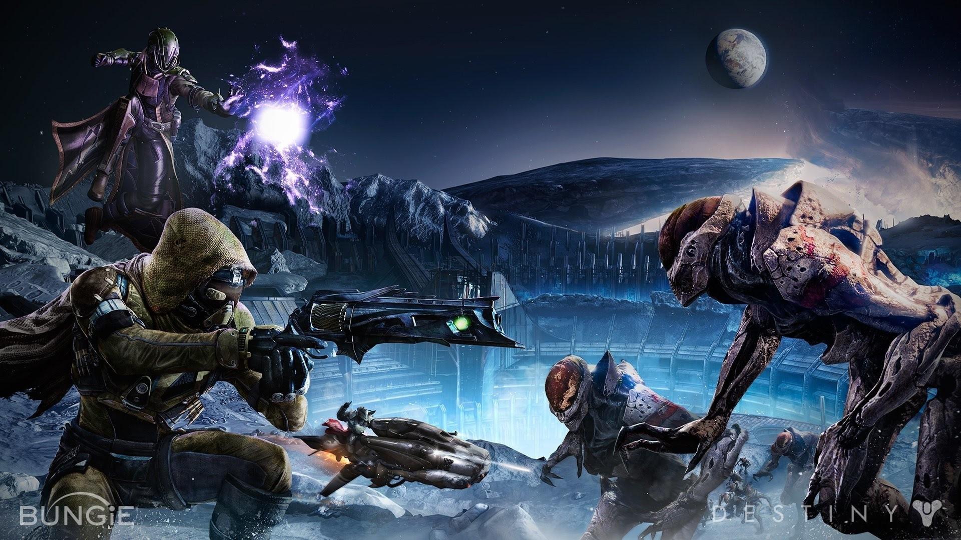 Destiny 1080p Wallpaper 79 Images
