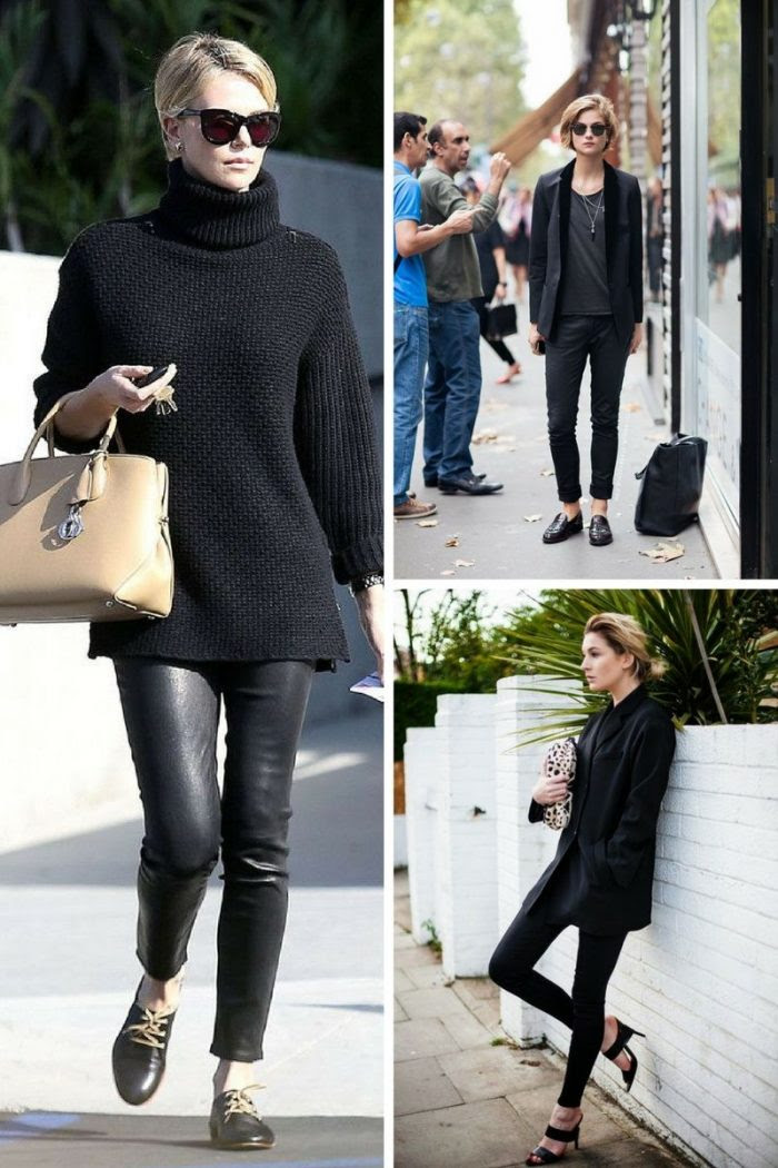 all black clothes for women 2020  stylefavourite