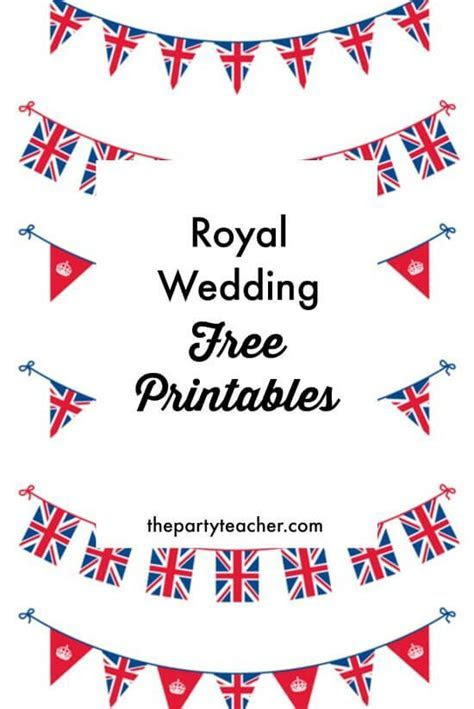 188 best Royal Wedding Watch Party images on Pinterest