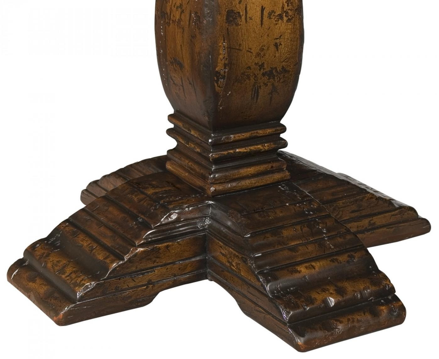 New Jonathan Charles Games Table Walnut Huntingdon Collection JC