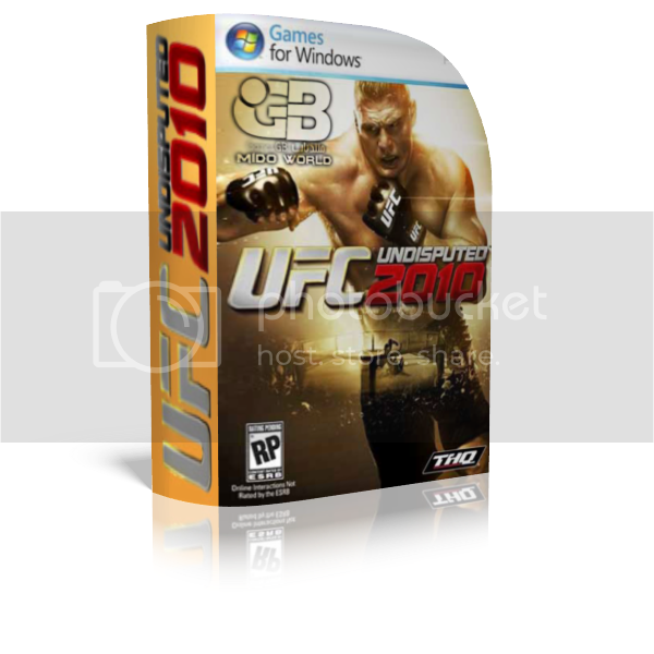The Pro Game Master: UFC Undisputed