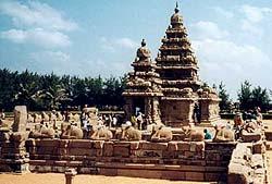 Mahabalipuram Rathas, Mahabalipuram
