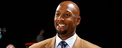 Alonzo Mourning (Photo by Joe Murphy/NBAE via Getty Images)
