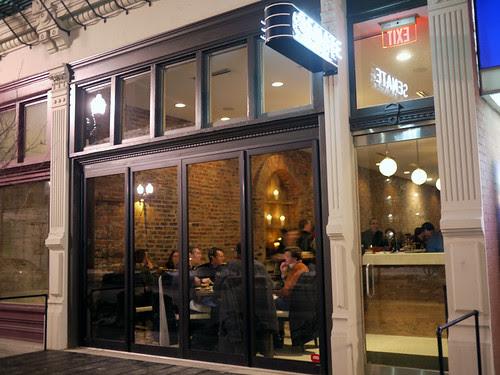 SENATE Restaurant