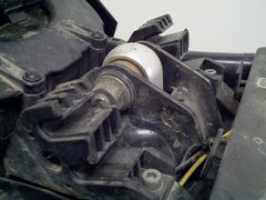 Front height adjusters