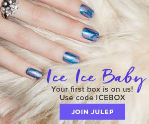Winter Ice Welcome Box