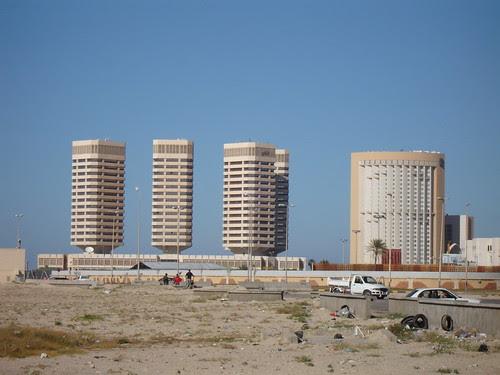 City Centre- Tripoli - Libya (طرابلس - ليبيا)