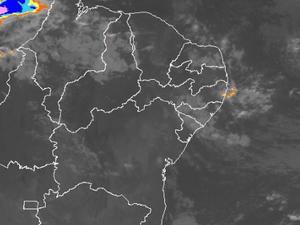 Rio Una poderá transbordar caso suba mais um metro (Foto: Reprodução/ Apac)