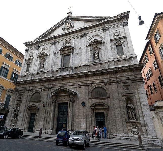 File:San Luigi dei Francesi - Facade.jpg