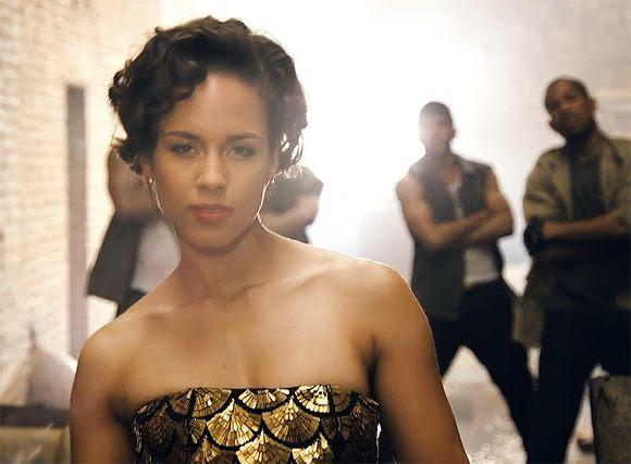 Alicia Keys : New Day (Video) photo Alicia-Keys-New-Day-Video-Still-2.jpg