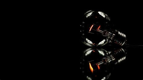 Minimalist Light Bulb   Awesome Desktop HD Wallpaper