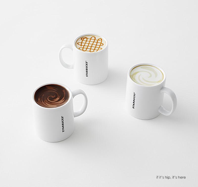 starbucks mugs nendo 3 IIHIH