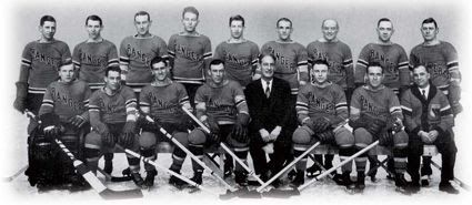 1932-33 New York Rangers, 1932-33 New York Rangers