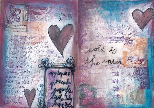 art journal july 2011