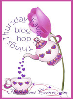 Thursday Favorite Things Button blog hop