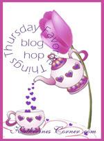 Thursday Favorite Things Button blog hop