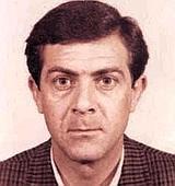 Il boss latitante Domenico Condello nella foto segnaletica della polizia di Stato