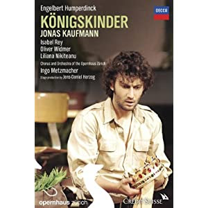 Humperdinck: Konigskinder [Blu-ray] [2012] [US Import]
