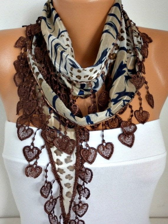Scarf - #Scarves - #Fashion #Style